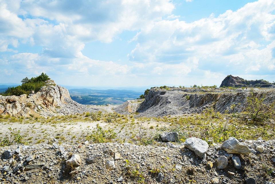 Stone Mountain Park, Stone Mountain
